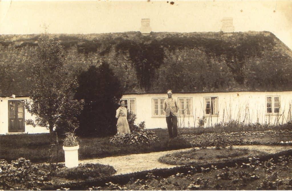Jens Kræmer gård
